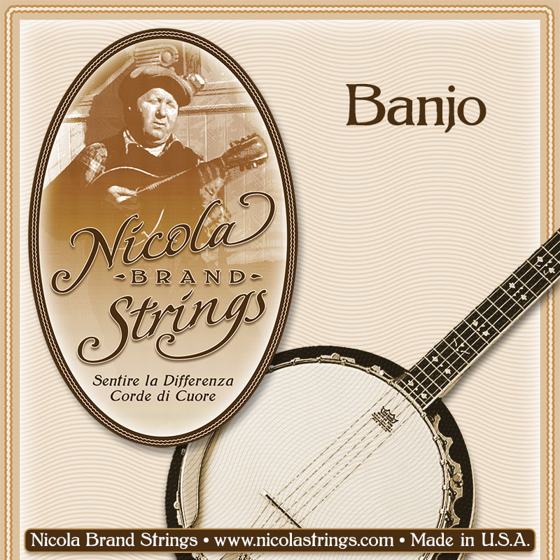 Banjo Package Front