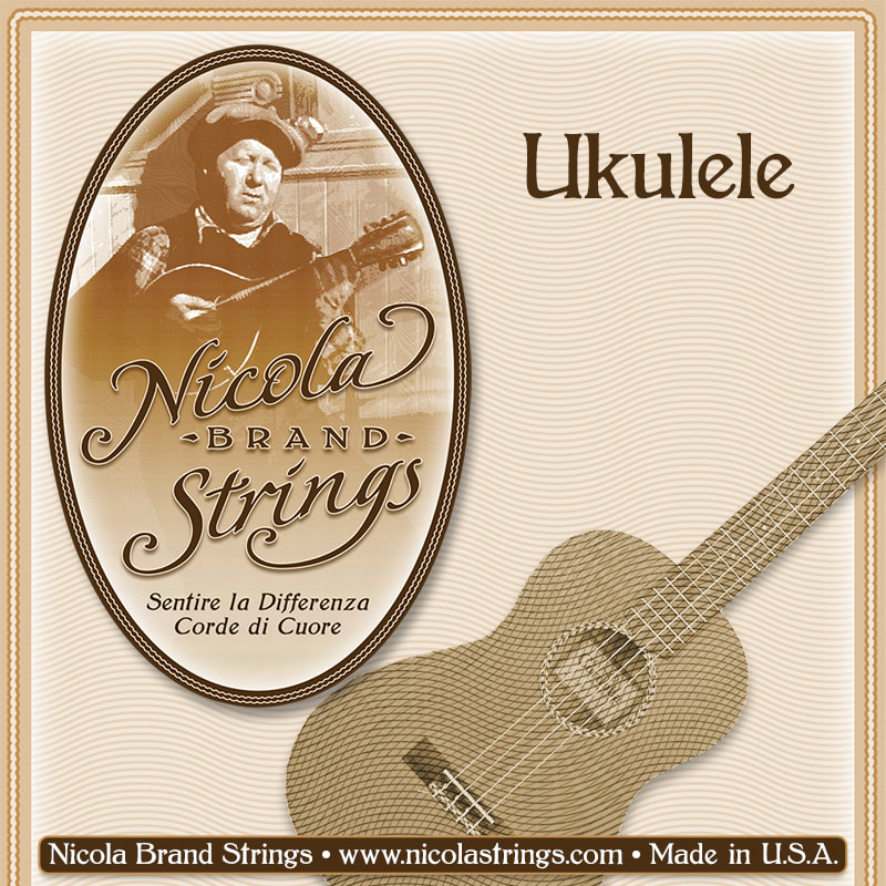 Ukulele Package Front
